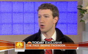 Mark Zuckerberg Addresses Facebook Privacy Issues On the Today Show