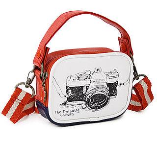 The Dreaming Camera Case Features Camera Artwork Image