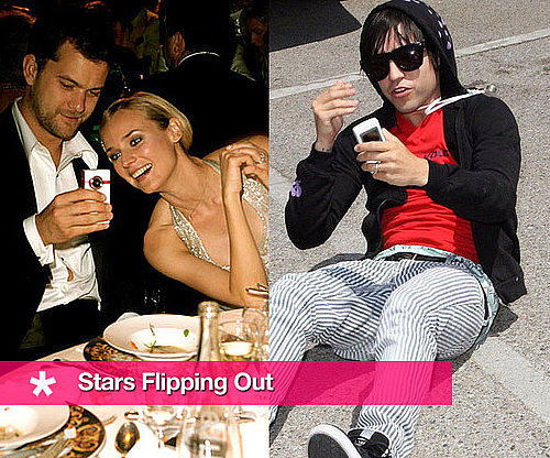 Celebrities With Their Flip Ultra Series Digital Camcorders