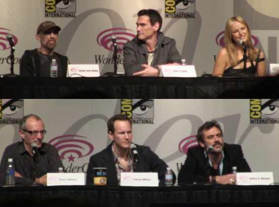 In the House at Wondercon 2009!