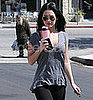 Photo of Megan Fox Carrying Naked iPhone 3G