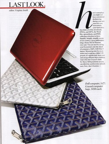 The $830 Laptop Sleeve