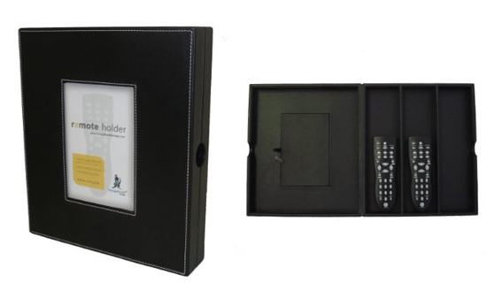 Kangaroom's Picture Frame Remote Box
