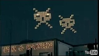 "Norwegian band Röyksopp Uses Space Invaders in ""Happy Up Here"" Video"