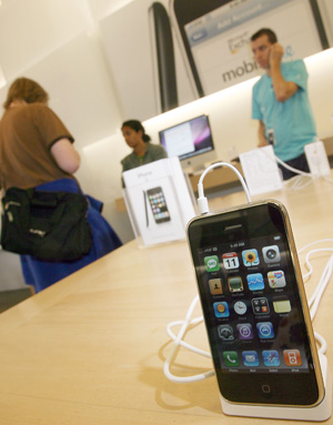 The Apple Store Is Now Selling the iPhone 3G Contract Free