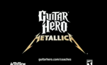 Daily Tech: Metallica Comes to Guitar Hero