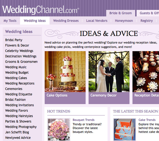 WeddingChannel