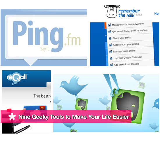 Online Tools to Make Your Life Easier