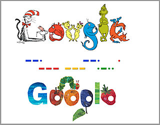 Do You Like Google's Themed Logos?