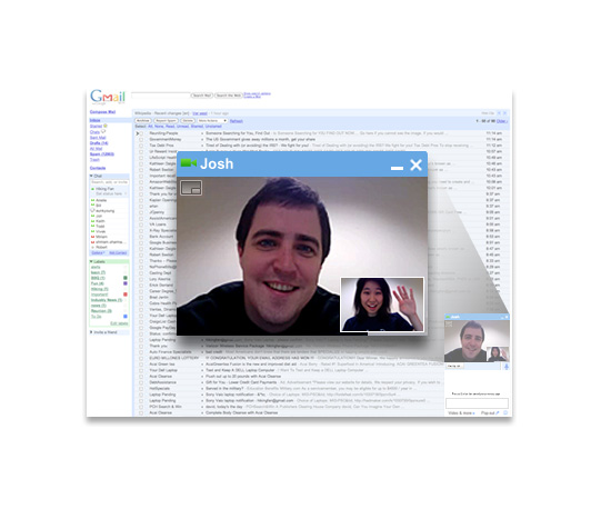 Google Video / Voice Chat