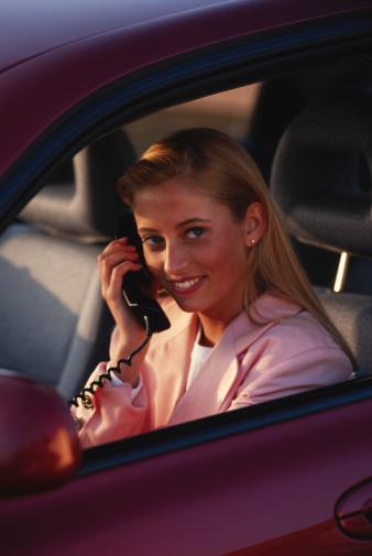 A Car Phone
