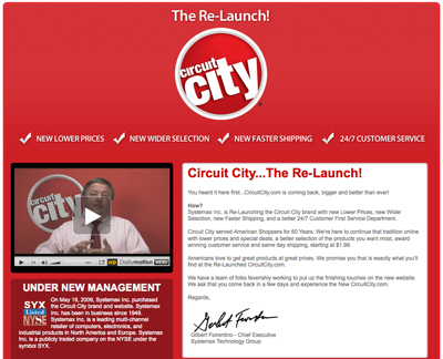 Circuit City Returns