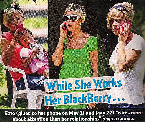 Us Weekly Incorrectly Identifies an iPhone as a BlackBerry