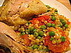 Recipe For Chicken and Israeli Couscous With Tomato and Lemon