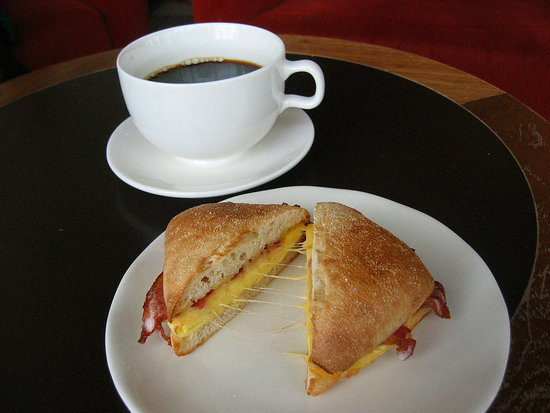 Starbucks Artisan Breakfast Sandwiches