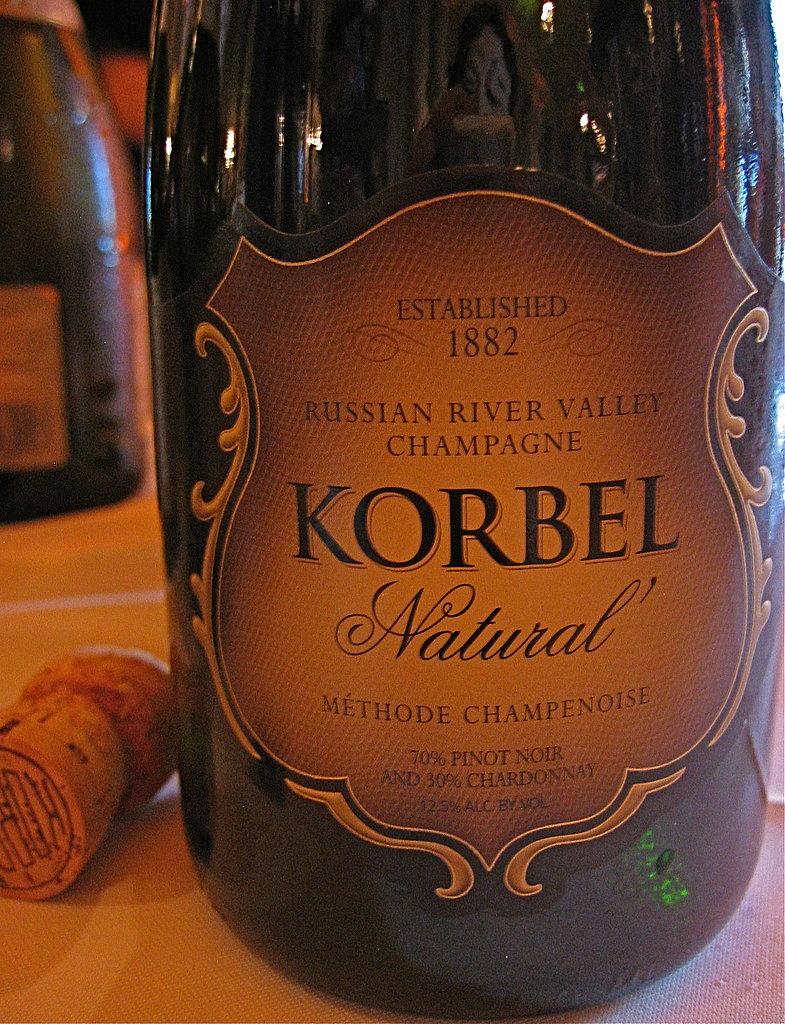 2006 Korbel Natural