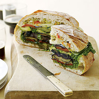 Fast & Easy Rachael Ray Recipe For Grilled Vegetable Muffulettas