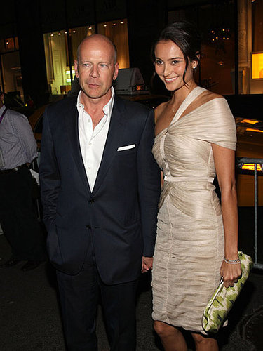 Bruce Willis Marries Emma Heming!