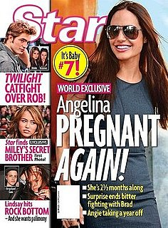 Rumors That Angelina Is Pregnant Again