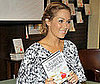 Slide Photo of Lauren Conrad At A Book Signing in LA