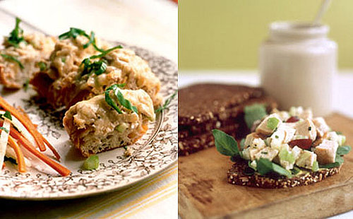 Would You Rather Eat Tuna or Chicken Salad?