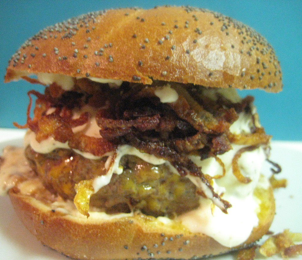 The Schlow Burger