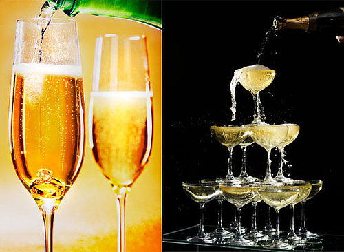 Would You Rather Drink Champagne From a Flute or a Coup?