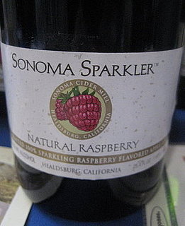 Happy Hour: Sonoma Sparkler Sparkling Juices