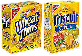 Would You Rather Eat Wheat Thins or Triscuits?