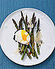 Fast & Easy Dinner: Roasted Asparagus and Eggs