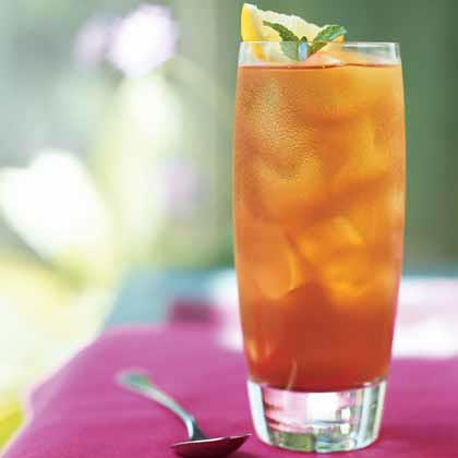 Lemon Verbana Iced Tea