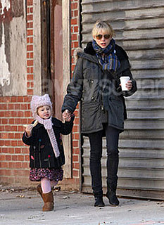 Michelle Williams Wants Her Daughter Matilda to be a Doctor