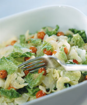 How Many Calories Are in America's Worst Salads?