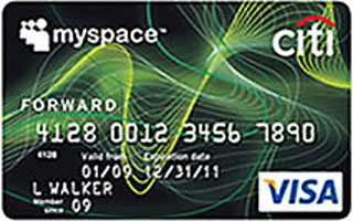 MySpace and Citibank Launch New Credit Card
