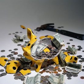5 Steps to Rebuilding Your Emergency Fund