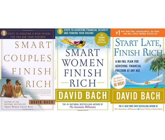 David Bach, Best-Selling Author