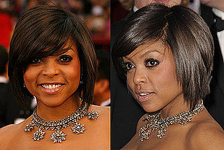 How-To: Taraji P. Henson's Hair at the 2009 Oscars