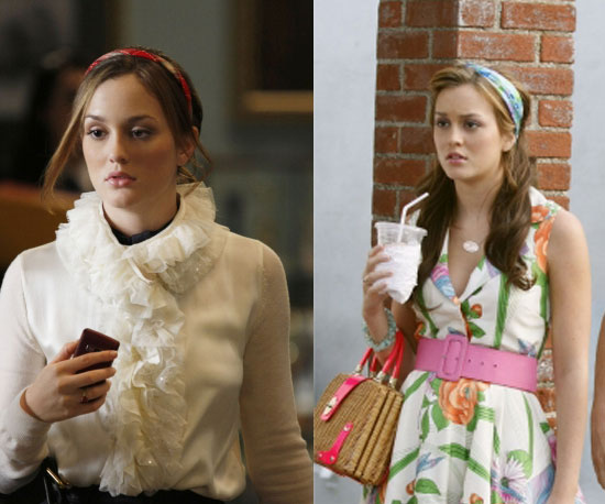 The Many Headbands of Blair Waldorf