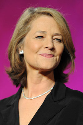 Charlotte Rampling Beauty Icon