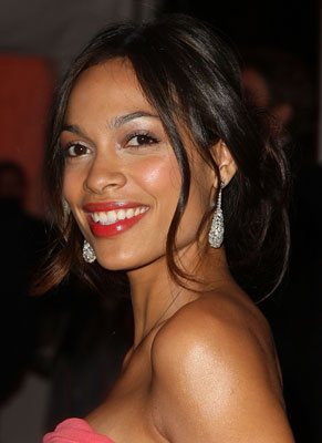 The Met's Costume Institute Gala: Rosario Dawson