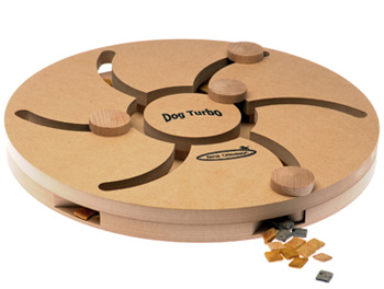 Wooden Puzzle Toys . . . Not Just For Human Children