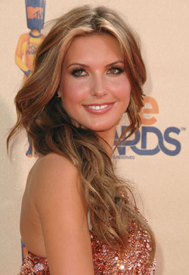 Audrina Patridge at MTV Movie Awards 2009