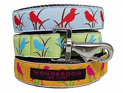 Wonderdog Collars and Leashes ($36 and up)