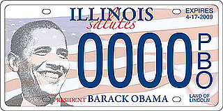 Obama License Plates — Love It or Leave It?