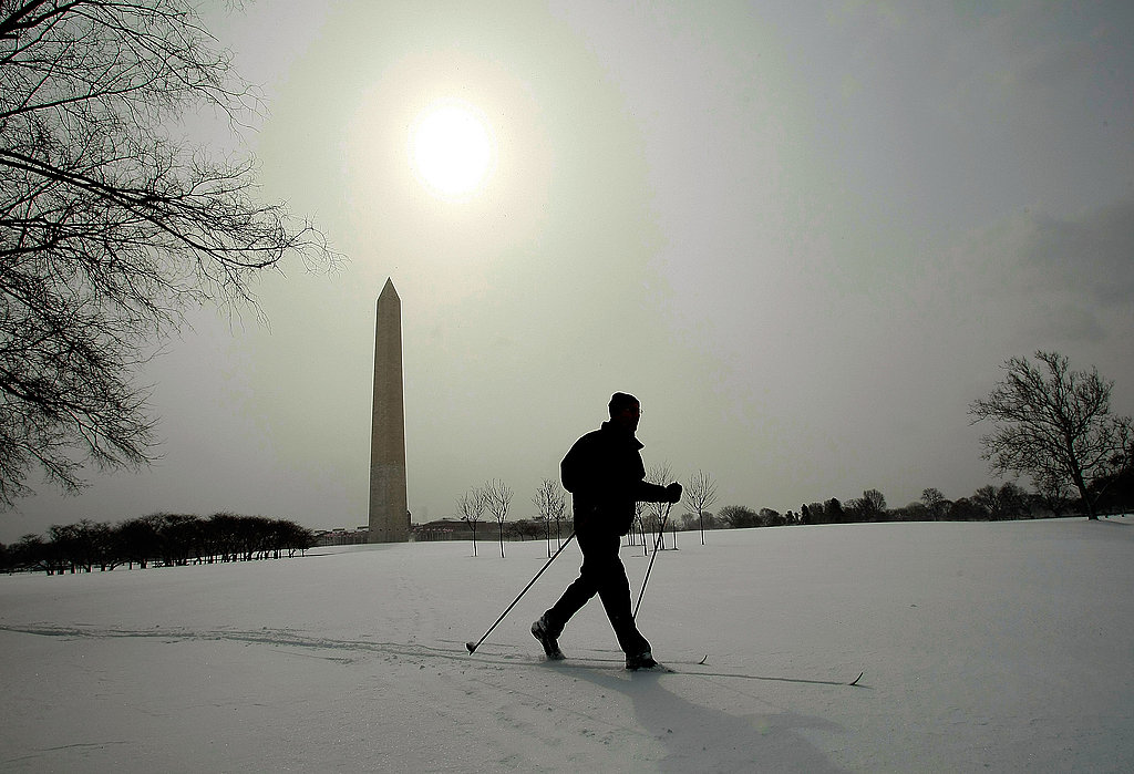 Spring Has Not Sprung: Snow Blankets the East Coast