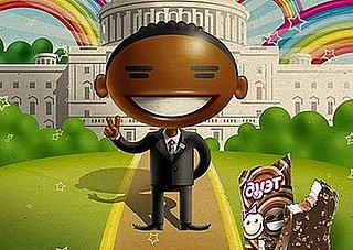 Obama Russian Ice Cream Ad
