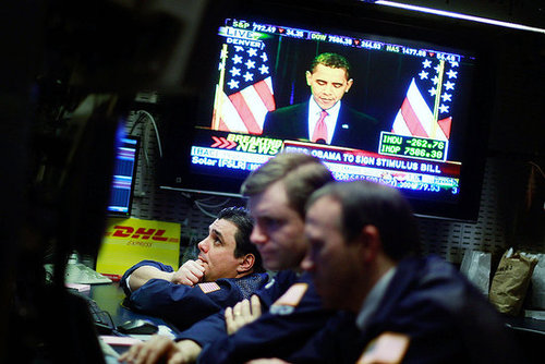 Obama Readies Plan to Tighten Financial Regulations