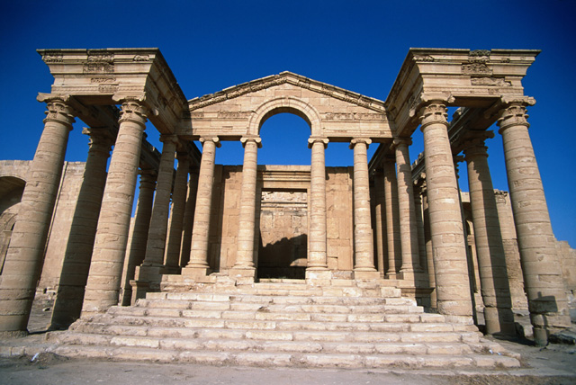 The Great Temple of Hatra