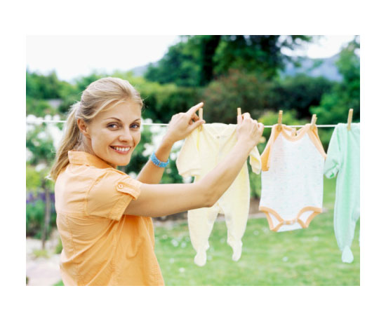 Baby Scented Fresh Laundry
