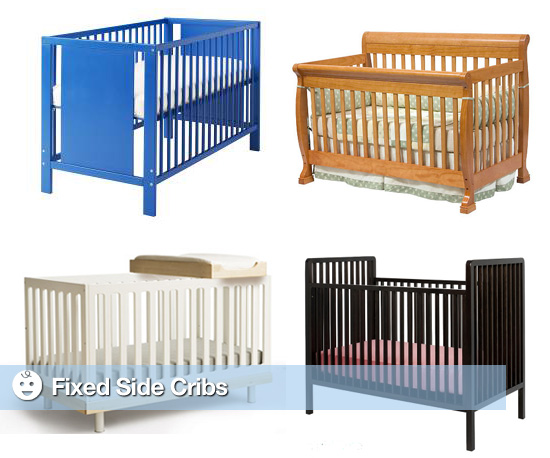 Sturdy Cribs to Keep Baby Safe